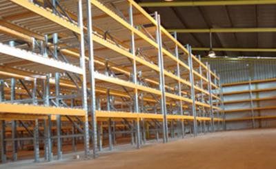 Conception et aménagement d'entrepôt