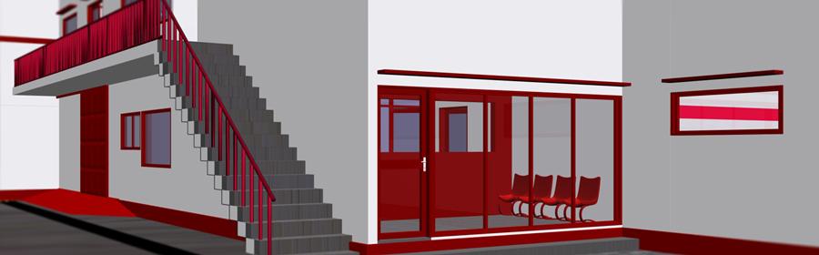 Bureau d'études, génie civil, conception 3D
